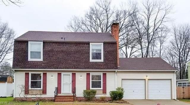 830 Hailsham Pl, Newport News, VA 23608 (#10397399) :: The Kris Weaver Real Estate Team