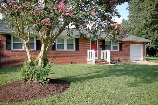 4 Sylvia Ln, Newport News, VA 23602 (#10397524) :: Berkshire Hathaway HomeServices Towne Realty