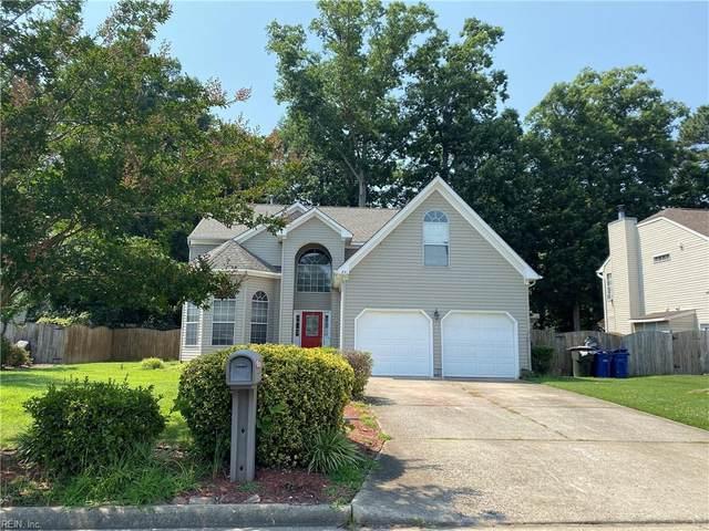241 Sherbrooke Dr, Newport News, VA 23602 (#10397561) :: The Kris Weaver Real Estate Team