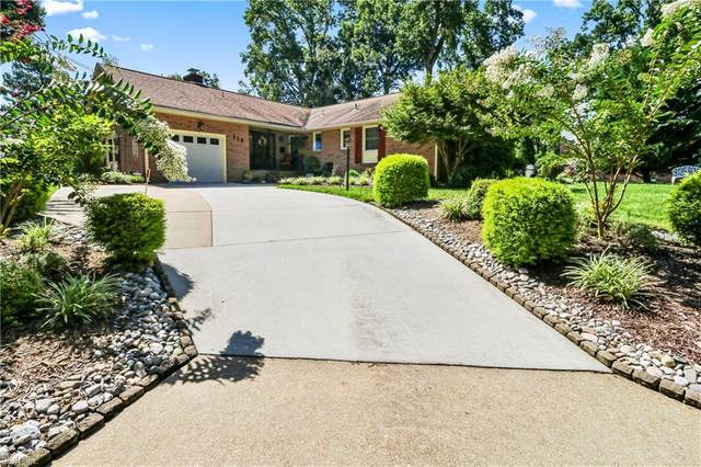 118 Cannon Dr, Newport News, VA 23602 (#10397663) :: Team L'Hoste Real Estate