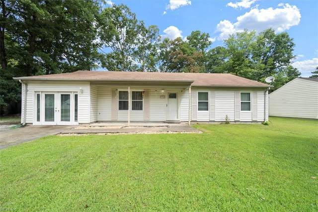 3950 Old Farm Rd, Portsmouth, VA 23703 (#10397684) :: Berkshire Hathaway HomeServices Towne Realty