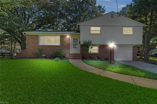 8346 Dickson Dr, Norfolk, VA 23518 (#10397700) :: Berkshire Hathaway HomeServices Towne Realty
