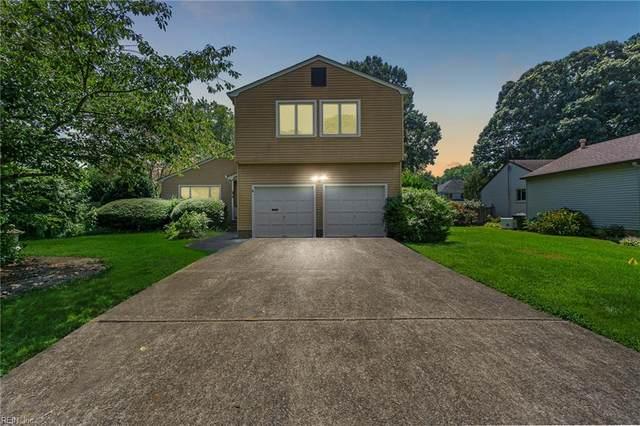 18 Colonial Acres Dr, Hampton, VA 23664 (#10397704) :: Team L'Hoste Real Estate