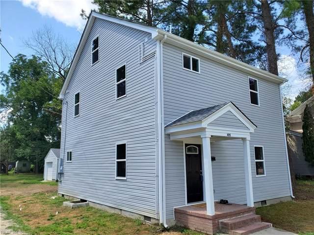 405 Clay St, Franklin, VA 23851 (#10397754) :: Atlantic Sotheby's International Realty