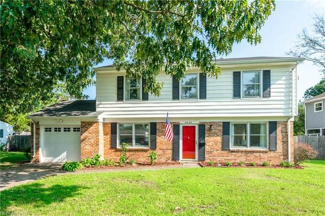 3864 Old Forge Rd, Virginia Beach, VA 23452 (#10397790) :: Berkshire Hathaway HomeServices Towne Realty