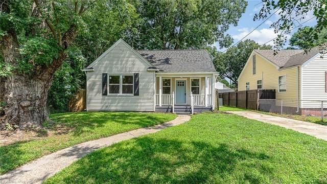 3650 Buckingham St, Norfolk, VA 23513 (#10397841) :: The Kris Weaver Real Estate Team