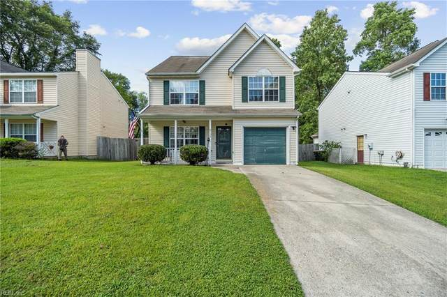 124 Colonial Ave, York County, VA 23185 (#10397842) :: Berkshire Hathaway HomeServices Towne Realty