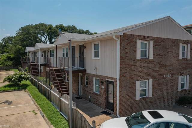 1423 E Ocean View Ave E #26, Norfolk, VA 23503 (#10397900) :: Berkshire Hathaway HomeServices Towne Realty
