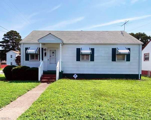 801 Cambridge Ave, Portsmouth, VA 23707 (#10397921) :: The Kris Weaver Real Estate Team