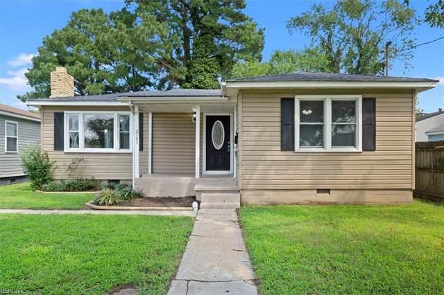 2703 Nashville Ave, Portsmouth, VA 23704 (#10397928) :: Judy Reed Realty
