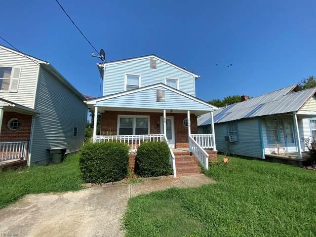 910 Langley Ave, Hampton, VA 23669 (#10397933) :: Berkshire Hathaway HomeServices Towne Realty