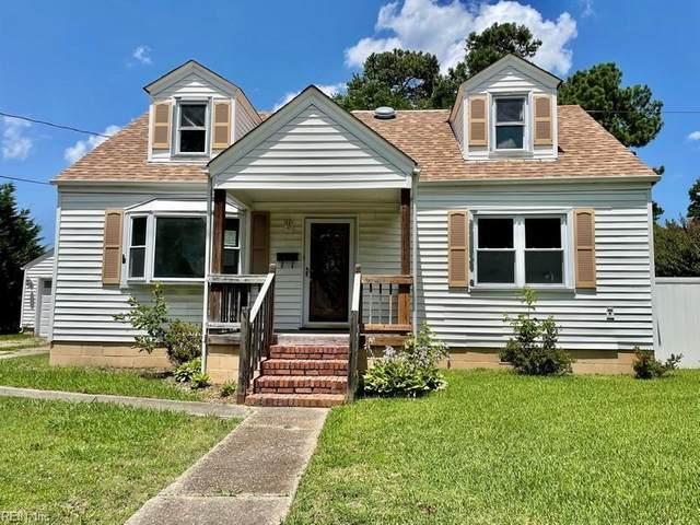 326 E Ocean Ave, Norfolk, VA 23503 (#10398074) :: RE/MAX Central Realty
