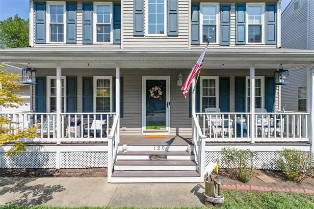 120 Summerglen Rdg, Newport News, VA 23602 (#10398101) :: Rocket Real Estate