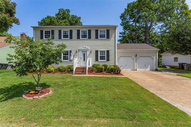 5 Zilber Ct, Hampton, VA 23669 (#10398109) :: Rocket Real Estate