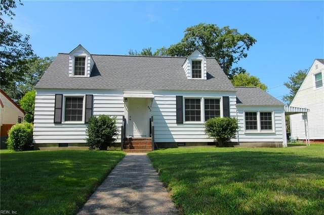 443 Algonquin Rd, Hampton, VA 23661 (MLS #10398125) :: AtCoastal Realty