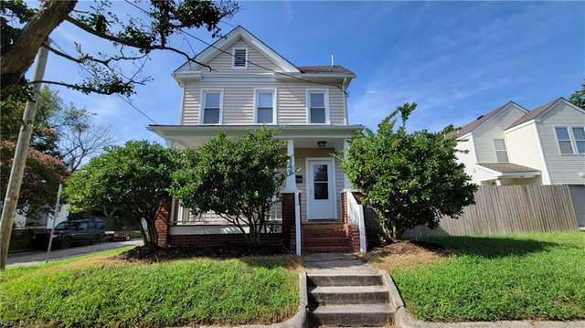 849 Rugby St, Norfolk, VA 23504 (#10398127) :: The Kris Weaver Real Estate Team