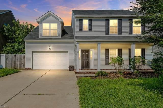 69 Manilla Ln, Hampton, VA 23669 (#10398149) :: Berkshire Hathaway HomeServices Towne Realty