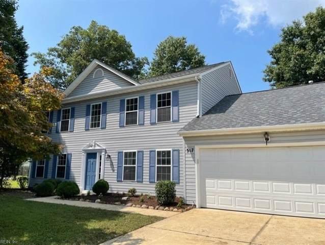 317 Charity Ln, Newport News, VA 23602 (#10398152) :: Team L'Hoste Real Estate