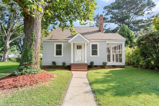 214 Greenbriar Ave, Hampton, VA 23661 (#10398172) :: Austin James Realty LLC