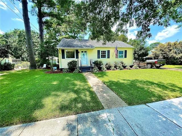 539 Muskogee Ave, Norfolk, VA 23509 (#10398173) :: Atlantic Sotheby's International Realty