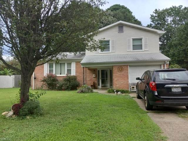 24 Allison Rd, Newport News, VA 23602 (#10398200) :: Berkshire Hathaway HomeServices Towne Realty