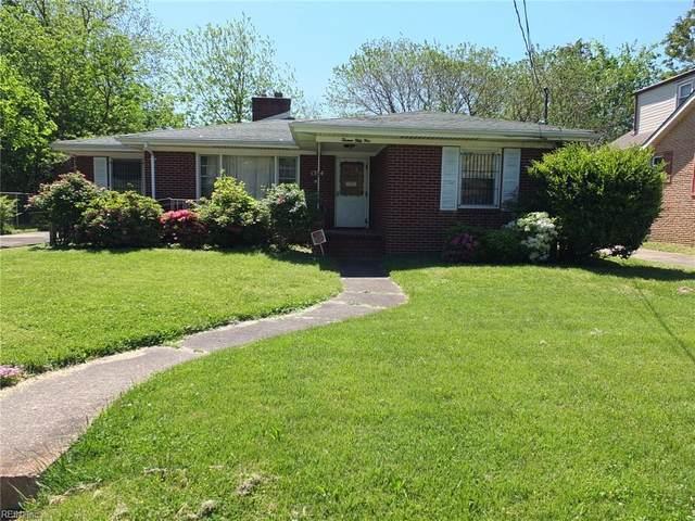 1354 26th St, Newport News, VA 23607 (#10398206) :: Berkshire Hathaway HomeServices Towne Realty