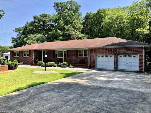 13315 Courthouse Hwy, Isle of Wight County, VA 23430 (#10398214) :: The Kris Weaver Real Estate Team