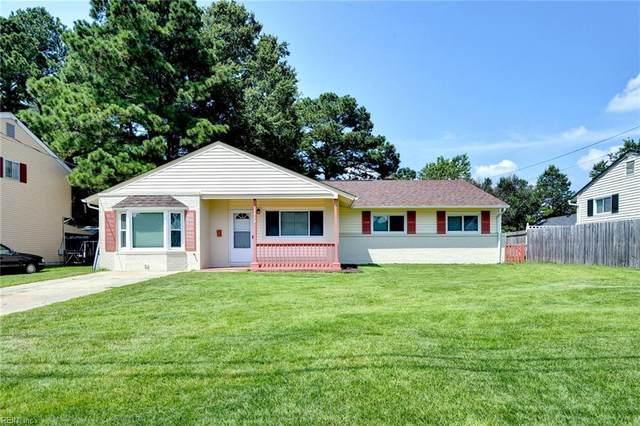 3412 W Lewis Rd, Hampton, VA 23666 (#10398265) :: Avalon Real Estate