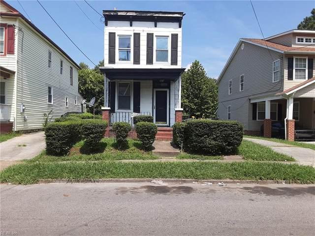 864 B Ave, Norfolk, VA 23504 (#10398273) :: The Kris Weaver Real Estate Team