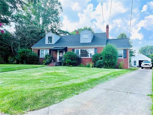 4023 Buchanan Dr, Hampton, VA 23669 (#10398278) :: The Kris Weaver Real Estate Team