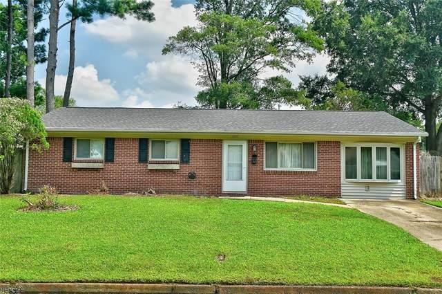 1205 Jewell Ave, Portsmouth, VA 23701 (#10398296) :: The Kris Weaver Real Estate Team