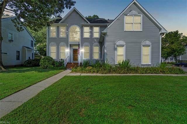 3608 Calverton Way, Chesapeake, VA 23321 (#10398337) :: Atlantic Sotheby's International Realty