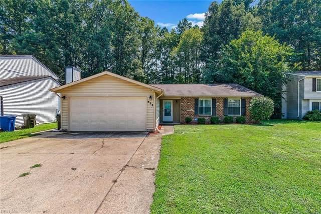438 Michael Irvin Dr, Newport News, VA 23608 (#10398339) :: Berkshire Hathaway HomeServices Towne Realty