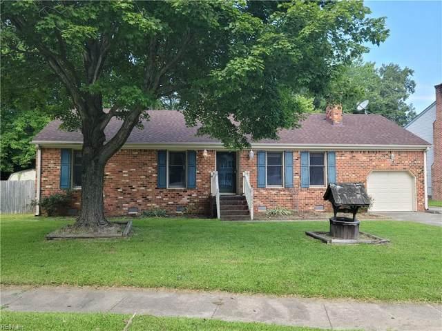3932 Hardwood Ln, Portsmouth, VA 23703 (#10398347) :: Team L'Hoste Real Estate
