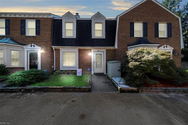 659 Mill Landing Rd, Chesapeake, VA 23322 (#10398352) :: The Kris Weaver Real Estate Team