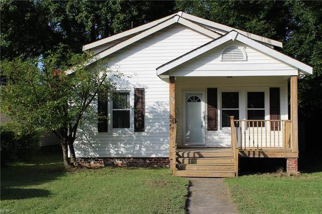 329 Apple Ave, Hampton, VA 23661 (#10398365) :: Austin James Realty LLC