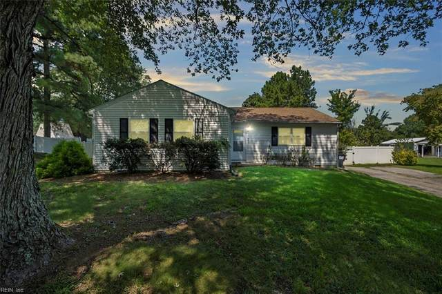 122 Old Stage Rd, James City County, VA 23168 (#10398398) :: Atlantic Sotheby's International Realty