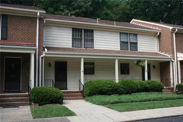 1184 Jamestown Rd #40, Williamsburg, VA 23185 (#10398404) :: Atlantic Sotheby's International Realty
