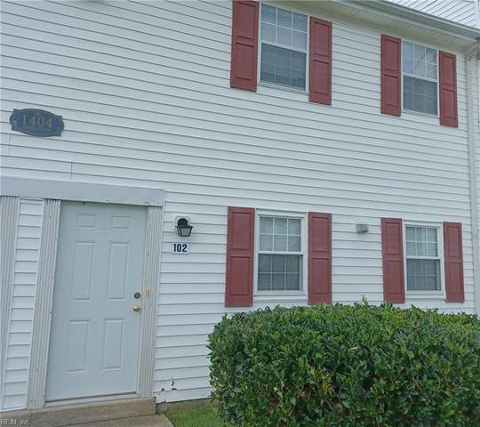 1404 Wendfield Dr #102, Virginia Beach, VA 23453 (#10398444) :: RE/MAX Central Realty