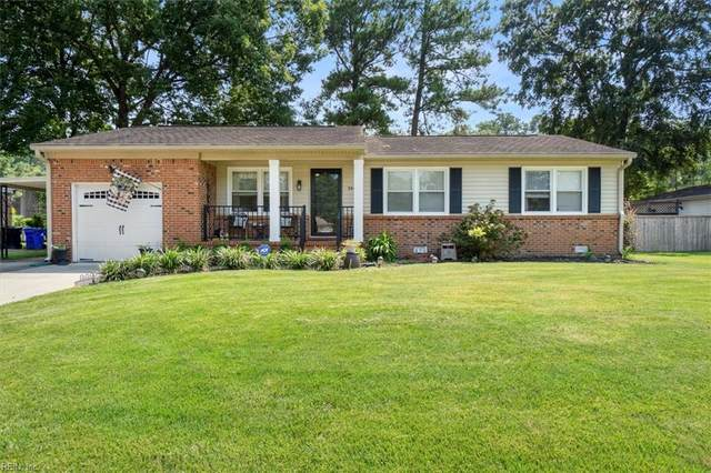 3941 Old Farm Rd, Portsmouth, VA 23703 (#10398447) :: Austin James Realty LLC