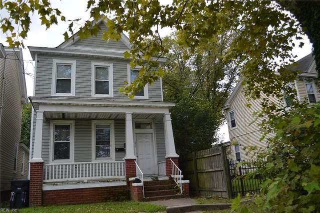 1911 High St, Portsmouth, VA 23704 (#10398448) :: The Kris Weaver Real Estate Team