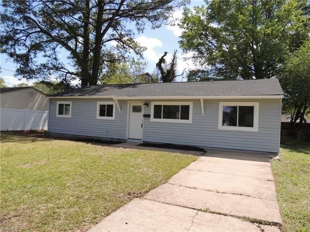 3541 Wayne St, Virginia Beach, VA 23452 (#10398450) :: Berkshire Hathaway HomeServices Towne Realty