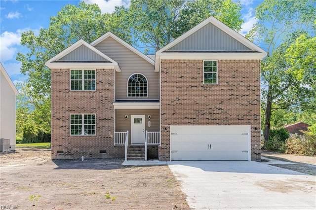 104 Silver Isles Blvd B, Hampton, VA 23669 (#10398456) :: Team L'Hoste Real Estate