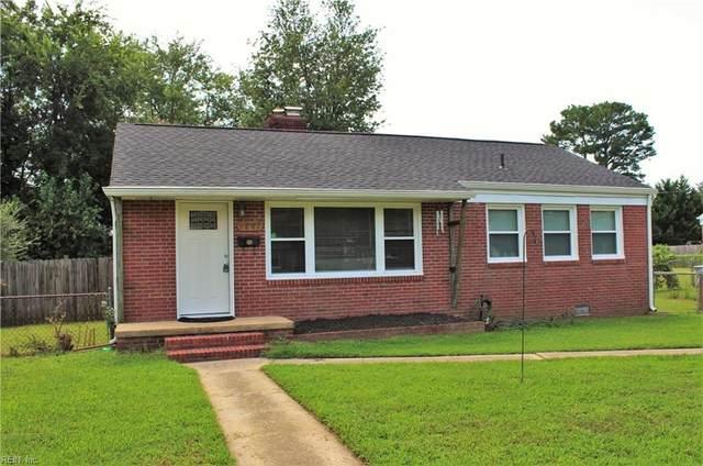 1807 Broadstreet Rd, Hampton, VA 23661 (#10398487) :: Team L'Hoste Real Estate