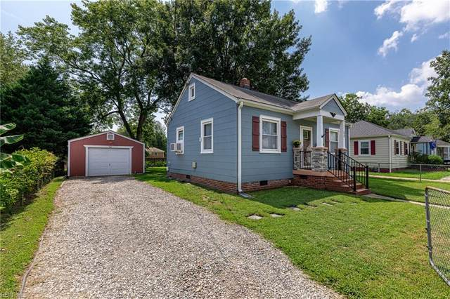 52 Cavalier Rd, Hampton, VA 23669 (#10398496) :: Team L'Hoste Real Estate