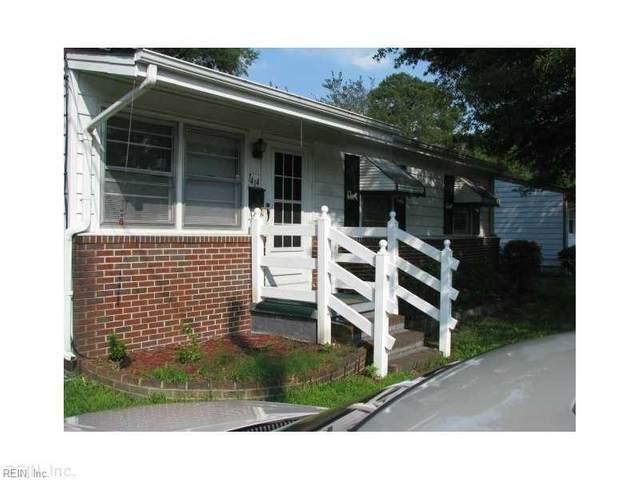 7414 Jarvis Pl, Newport News, VA 23605 (#10398514) :: Rocket Real Estate