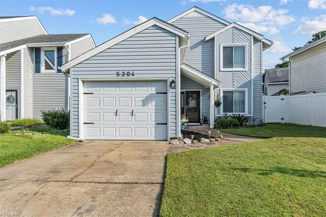 5304 Lord George Dr, Virginia Beach, VA 23464 (#10398518) :: The Kris Weaver Real Estate Team