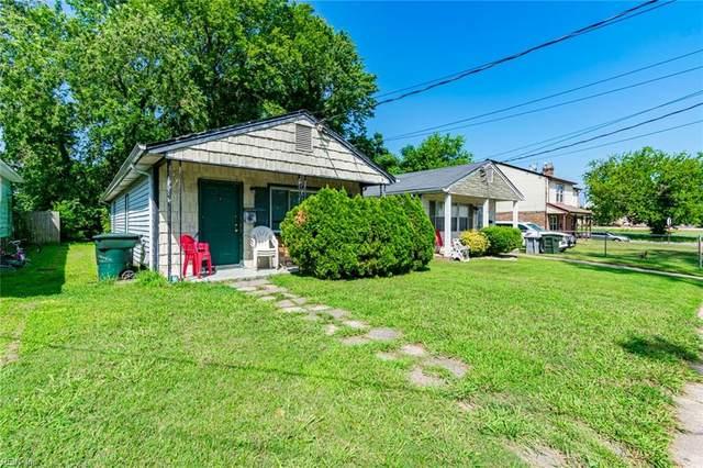 113 Maplewood St, Hampton, VA 23669 (#10398531) :: Rocket Real Estate