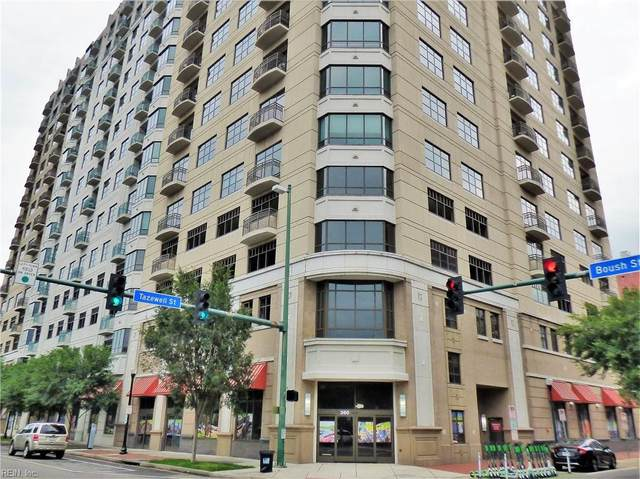 123 College Place #1204, Norfolk, VA 23510 (#10398538) :: Berkshire Hathaway HomeServices Towne Realty
