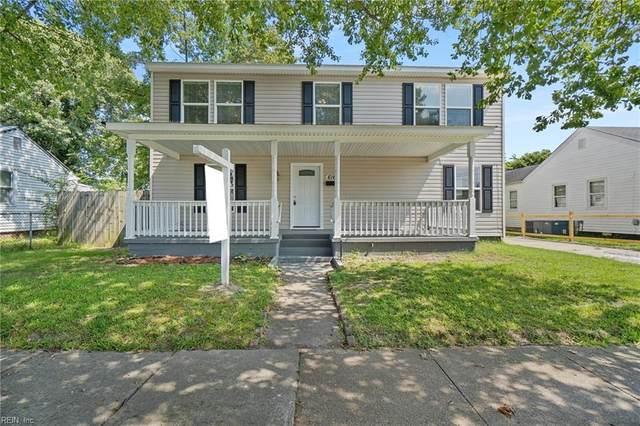 616 Gladstone Rd, Norfolk, VA 23505 (#10398551) :: Rocket Real Estate